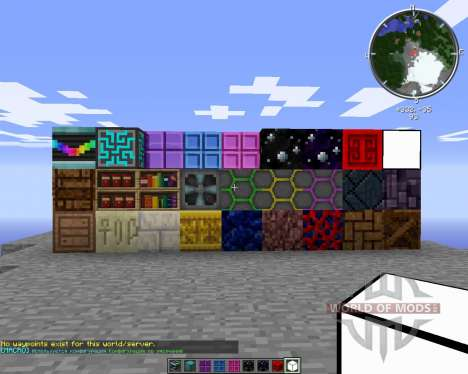 Chisel 2 for Minecraft