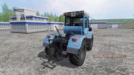 HTZ-17221 v2.0 for Farming Simulator 2015