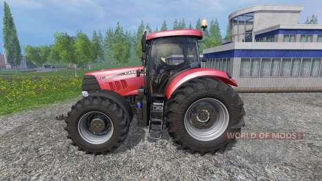 Case IH Puma 230 CVX v1.5 for Farming Simulator 2015