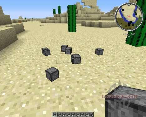 Compressed Cobblestone for Minecraft