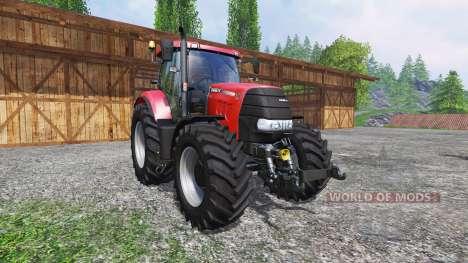 Case IH Puma CVX 200 v1.3 for Farming Simulator 2015