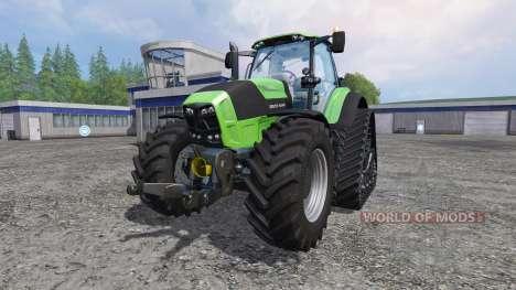 Deutz-Fahr Agrotron 7250 TTV FL QuadTrac for Farming Simulator 2015