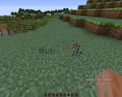 Oreganic for Minecraft