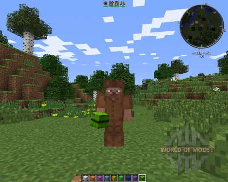The Vegan Option for Minecraft