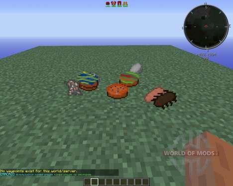 LotsOMobs for Minecraft