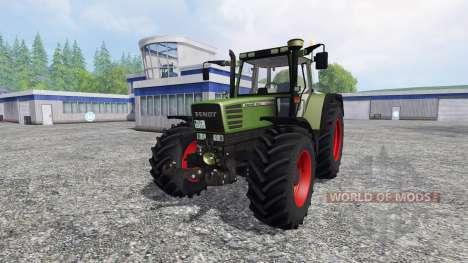 Fendt Favorit 515C Turbo for Farming Simulator 2015
