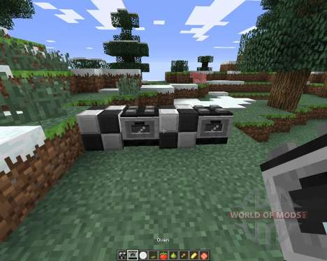 The Kitchen for Minecraft