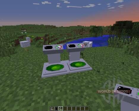 Transport for Minecraft