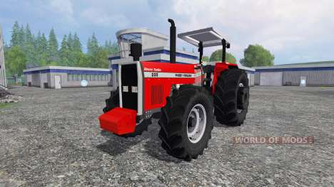 Massey Ferguson 299 for Farming Simulator 2015
