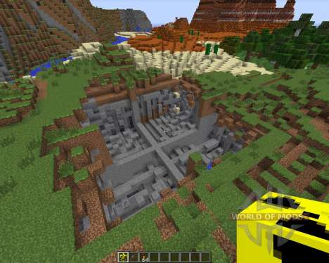 Nuclear Bomb for Minecraft