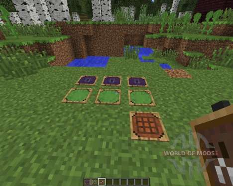 Super Crafting Frame for Minecraft