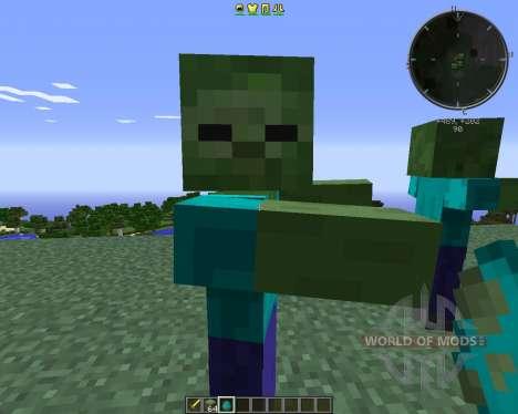 CrackedZombie for Minecraft