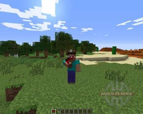 Water Gun for Minecraft