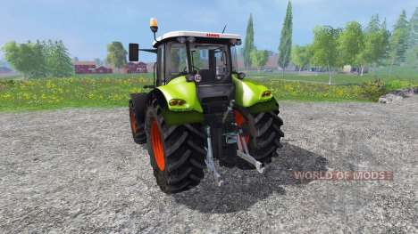 CLAAS Arion 820 for Farming Simulator 2015