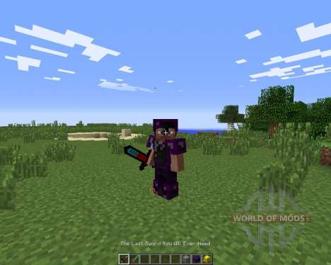 The Last Sword You Will Ever Need for Minecraft