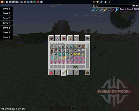 Cube Elementals for Minecraft