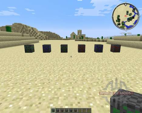 Interdiction Pillar for Minecraft
