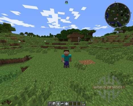 MESA for Minecraft