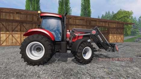 Case IH Puma CVX 230 FL v2.0 for Farming Simulator 2015