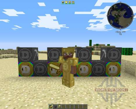 Doge for Minecraft
