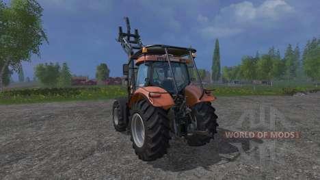 Case IH Puma CVX 230 v3.0 Forest for Farming Simulator 2015