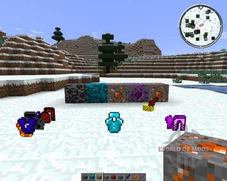 Goranium for Minecraft