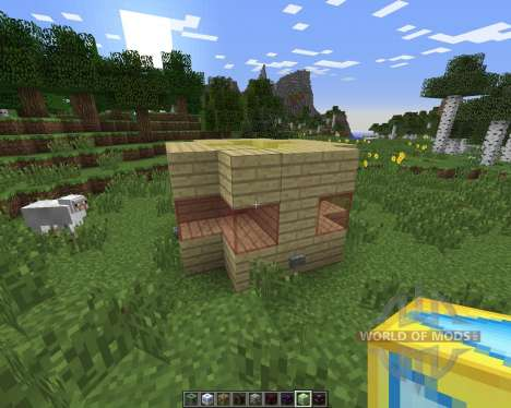 iHouse for Minecraft
