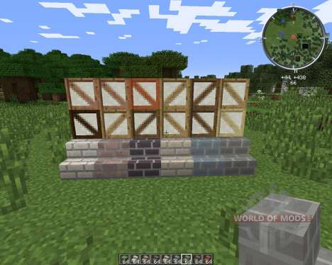 More Materials for Minecraft