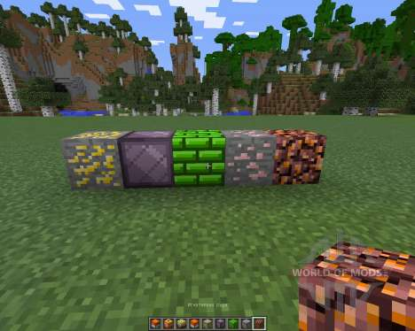Metallurgy for Minecraft