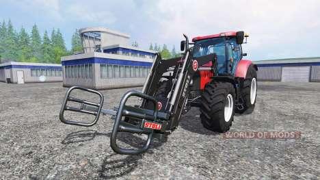 Case IH Puma CVX 160 FL v1.0 for Farming Simulator 2015