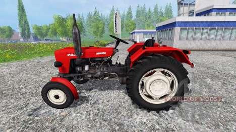 Ursus C-330 v1.1 red for Farming Simulator 2015