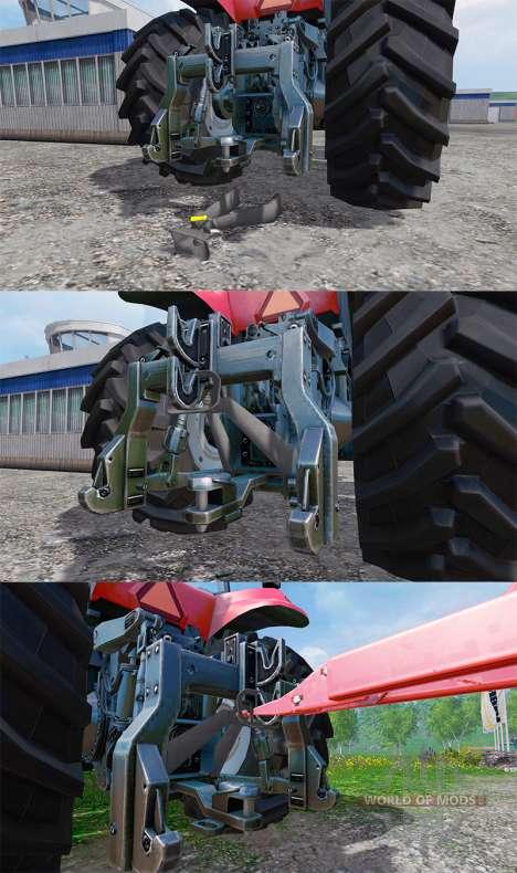Additional hitch for Farming Simulator 2015