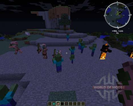 Special Mobs for Minecraft
