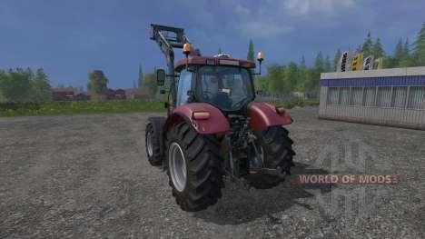 Case IH Puma CVX 230 v3.0 Frontloader for Farming Simulator 2015