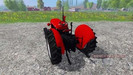 Massey Ferguson 35 for Farming Simulator 2015