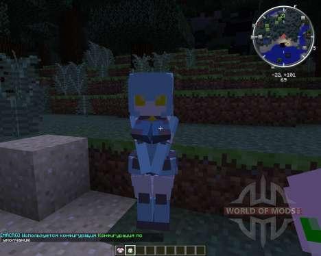 LovelyRobot for Minecraft
