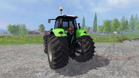Deutz-Fahr Agrotron X 720 v3.0 for Farming Simulator 2015