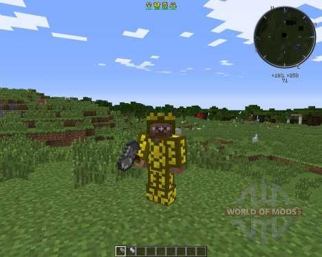 Project Zulu for Minecraft
