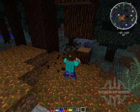 MoBends for Minecraft