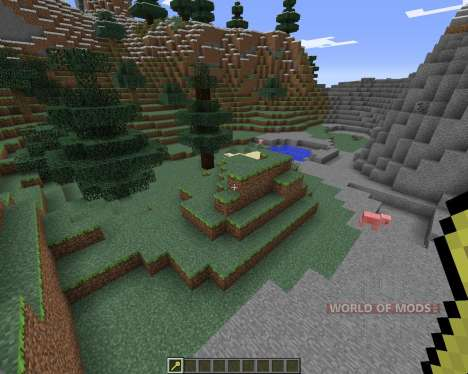 Biome Wand for Minecraft