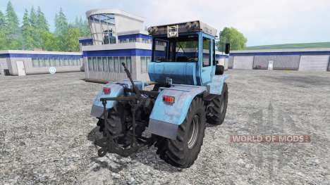 HTZ-17221 v2.1 for Farming Simulator 2015
