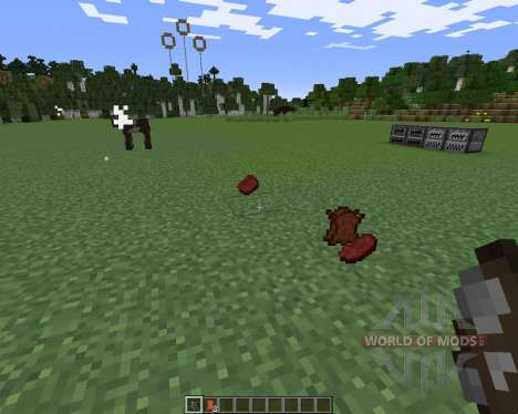 MobDrops for Minecraft