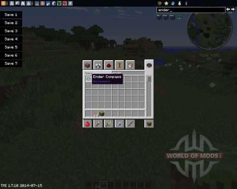 Ender Compass for Minecraft