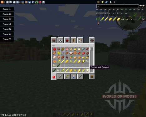 Complex Crops for Minecraft