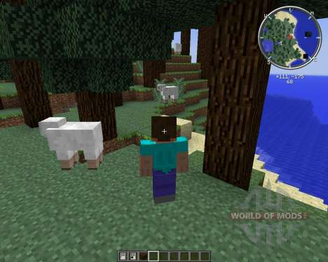 OcoMod for Minecraft