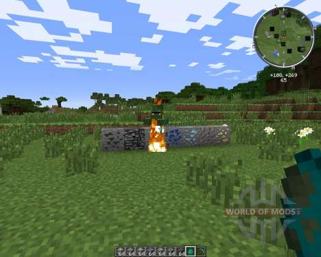 Roulette Ores for Minecraft