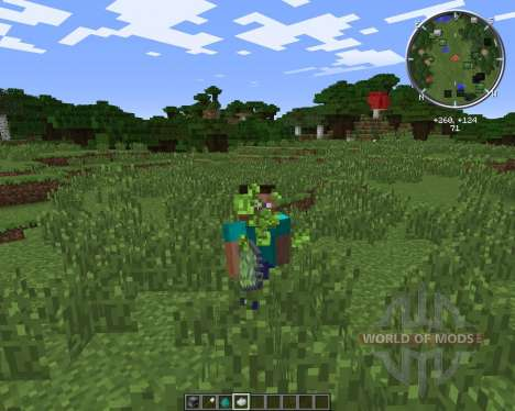 Zombie Infection for Minecraft
