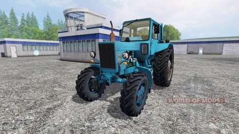 MTZ 82 v3.1 for Farming Simulator 2015