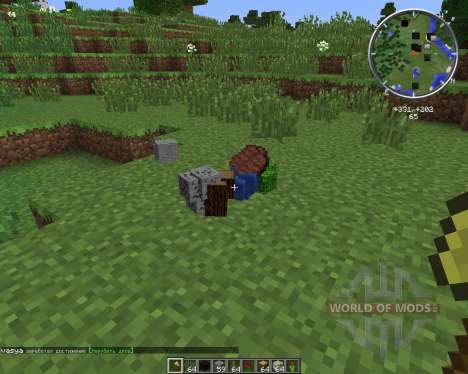 Stackie for Minecraft