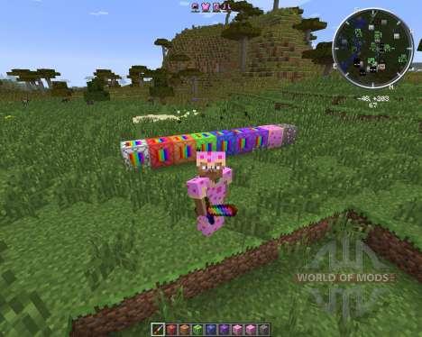 The Rainbow World for Minecraft